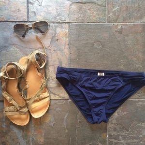 Tommy Bahama Navy Pearl bikini bottom